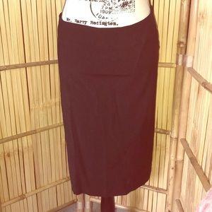 Vintage Bebe pencil skirt